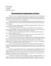 Philosophy papers citation style