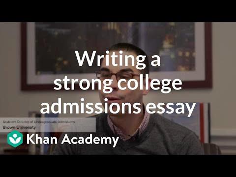 Common application essay length