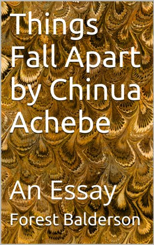 Essays on things fall apart