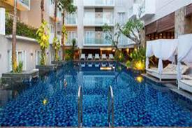 grand ixora pool