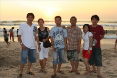 jalan jalan ke bali gatsu family