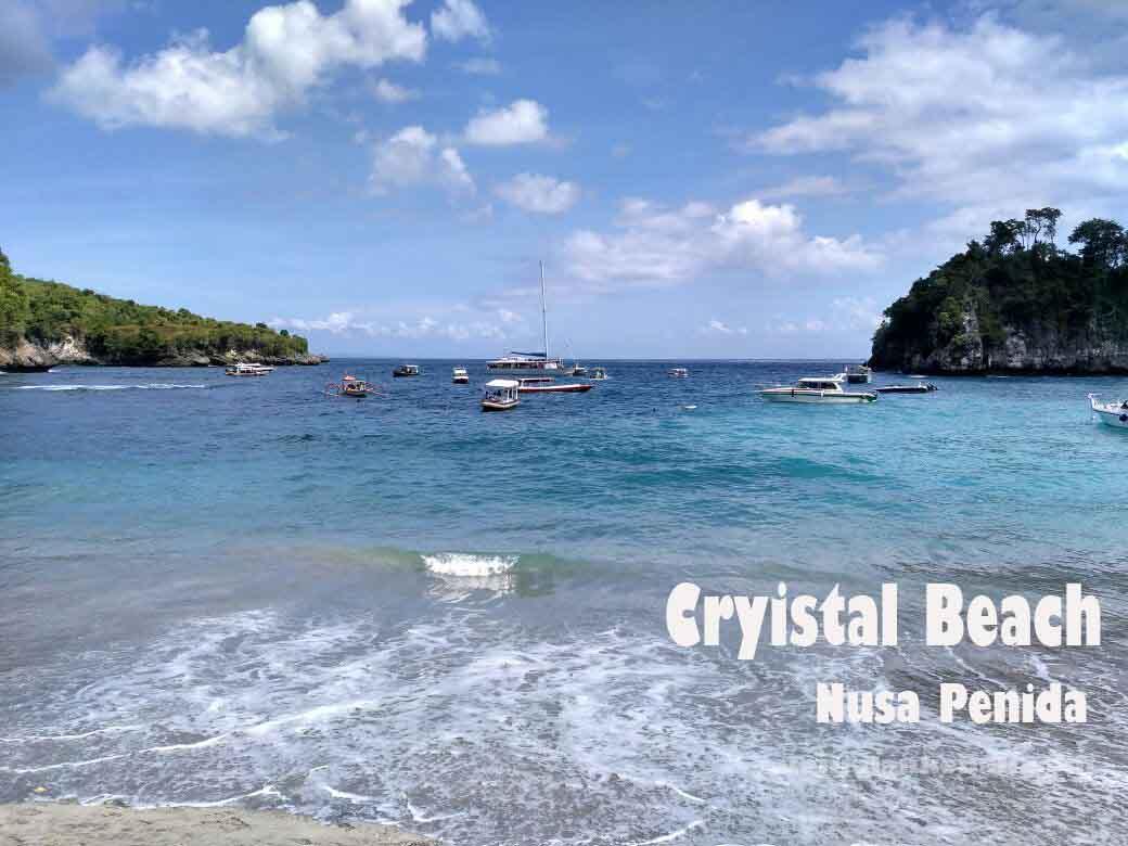 Tour Nusa Penida 3 Hari 2 Malam Full Jalan Ke Bali Paket Honeymoon 4 Update 2018 Crystal Bay Beach