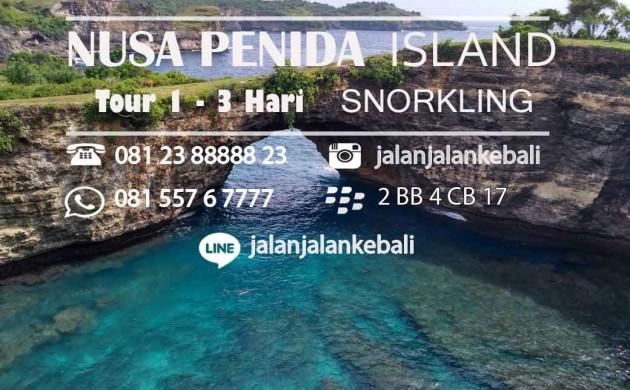 Tour Nusa Penida 2 hari 1 malam Full
