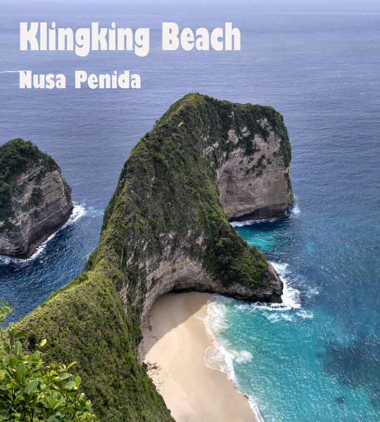 kelingking beach