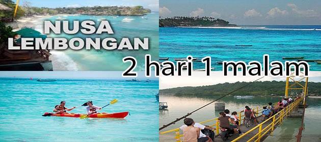 Nusa Lembongan 2 hari 1 malam